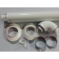 Ariston Flue Kit (Horizontal) Standard Efficiency 3318000