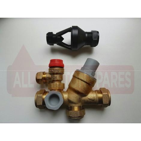 Ariston Safety Device Pack 60000225 (Classico HE 2 STD/STI 125/150/210/300L)