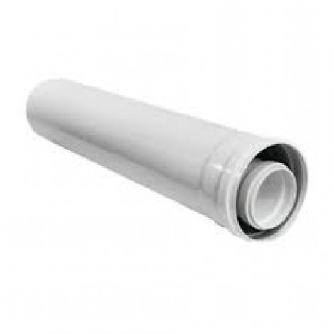 Ariston Coaxial Flue Extension 80/125 1m (HE) 3318093