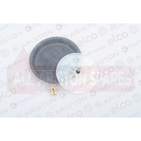Ariston DHW diaphragm valve 571446 (EuroCombi A23 & A27)