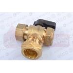 Ariston Water Return Service Valve/Tap 60000889 (E-Combi EVO 24/30 LPG Caravan & Leisure Boiler)