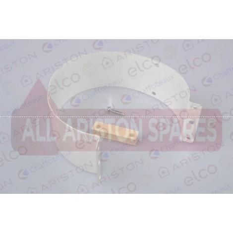 Ariston Coaxial Flue Strap D:100 L:44 60000923
