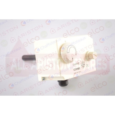 Ariston Indirect Thermostat kit & duct 60001652 (Classico HE 2 STI 125/150/210/300/500L)