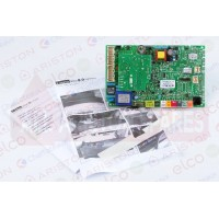 Ariston PCB 60001898-04 (Replaces 60001898-03)  (E-Combi EVO 24/30 UK EU LPG Caravan & Leisure Boiler)