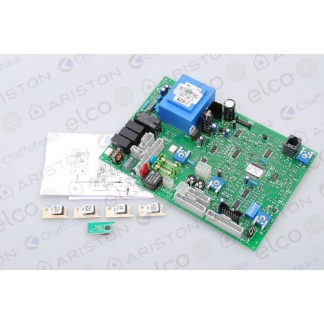 Ariston PCB (CMP3-MCU HS MI/FFI) 65101732 (Replaces 996163, 998642, 998947) (Microgenus 23 & 27)