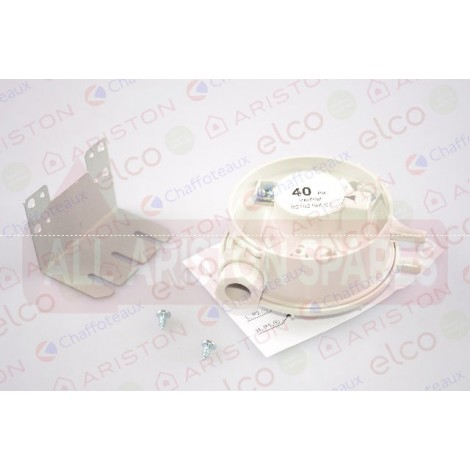 Ariston Air Pressure Switch 65102164-01 (Replaces 65102164) (Microgenus II 24)