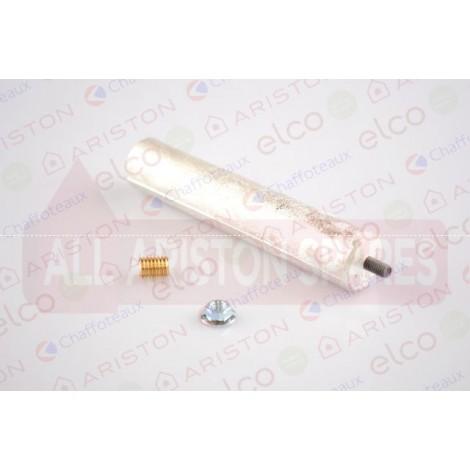 Ariston Anode M5-M8 D:21.3, L:110 65103768-01 (Andris Lux 10/15/30 U 2kw & 3kw)
