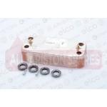 Ariston Secondary Exchanger 65104333 (Clas HE EVO & E-Combi EVO 24/30)