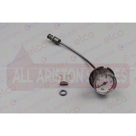 65114200 Ariston Pressure Gauge (Alteas ONE Net 30/35)
