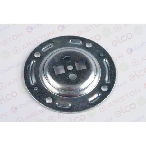 Ariston Flange (4 holes) 65114661 (Andris Lux 10/15/30 U 2kw/3kw)