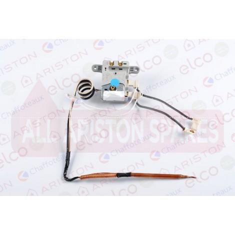 Ariston wired thermostat 65115129 andris lux 10 o 3kw eu for Ariston andris lux 10