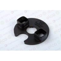 Ariston Terminal Shield (black) 65115136 (Andris Lux 10/15L 3kw)