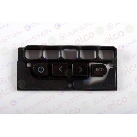 Ariston Keyboard 65115169 (Andris Lux Eco 10/15 2kw & 2.5kw)