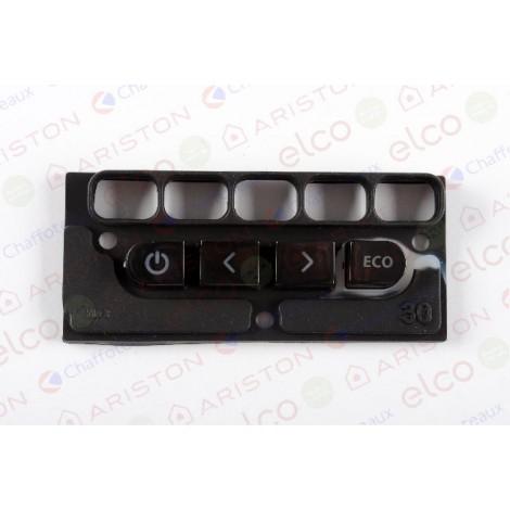 Ariston Keyboard 65115171 (Andris Lux Eco 30L 2.5kw)