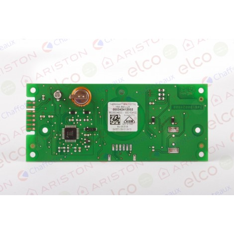 Ariston Control Board 65116373 (Replaces 65115246) (Andris Lux Eco 10/15 2kw & 2.5kw)