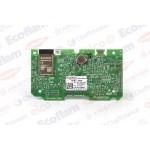 65120352 (Replaces 65118649 & 65118649-01) Ariston PCB (Wifi-REM4) (Alteas ONE Net 30/35)