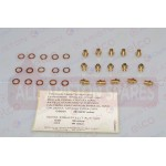 Ariston Burner jet (full kit - LPG) (15pcs) 998717 (Microcombi 23 & 27)