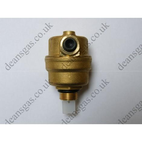 Ariston Auto air vent 571639 (Replaces 564254) (Genus 27 BFFI Plus)