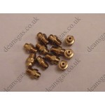 Ariston Burner jet 1.30 (NG - 10 pcs) 998433 (Replaces 998714) (Microgenus 23 & 27)