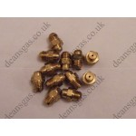 Ariston Burner jet (LPG 0.77) (10 pcs) 998434 (Replaces 998715) (Microcombi 23)