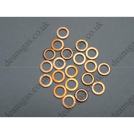 Ariston Burner Jet Washer (20 pcs) 572138 (MicroSystem 10 & 15)