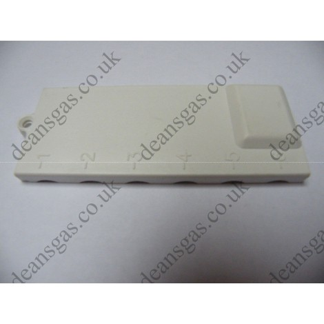 Ariston Cable holder cover (LH) 569714 (EuroCombi A23 & A27)