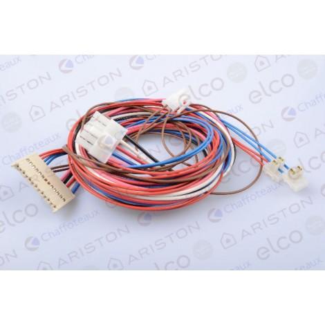 Ariston Cable (NTC Probe - NTC Exchanger - Fan) 60001234 (Genus HE 24/30/38)