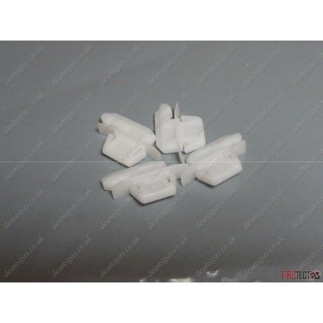 Ariston Casing Support Brackets (plastic) 574302 (Genus 27 RFFI System)