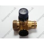 Ariston Combined Non-Return and Pressure Relief Valve 406908 (Contract STD 125/150/210/300L Protech)