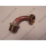 Ariston Cylinder return pipe 573175 (Genus 27 RFFI System)