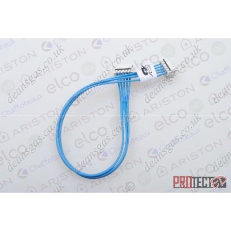 60000746 Ariston Display Wiring (Alteas ONE Net 30/35)