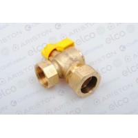 Ariston Gas Service Tap 60001594 (Clas ONE 38)