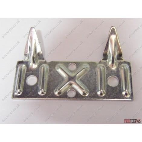 Ariston Heater Wall Hanging Bracket 570341 (Andris Lux Eco 10/15/30 2kw & 2.5kw)