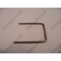 Ariston U-clip 65100421 (ACO 27/32 MFFI & RFFI System)